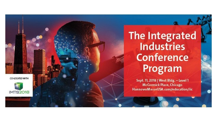 IIC 2018 Conference: Trends in Manufacturing