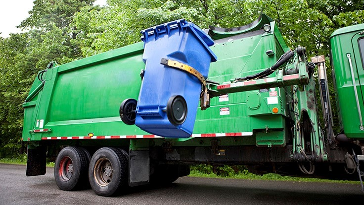 Waste Management donates $100,000 for recycling education