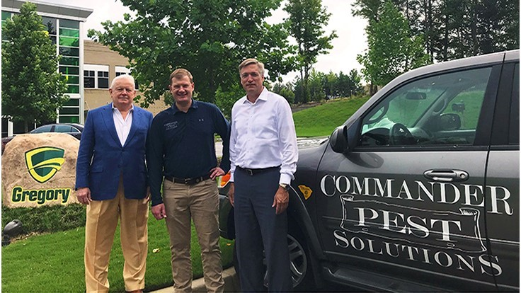 Gregory Pest Solutions Acquires Commander Pest Solutions