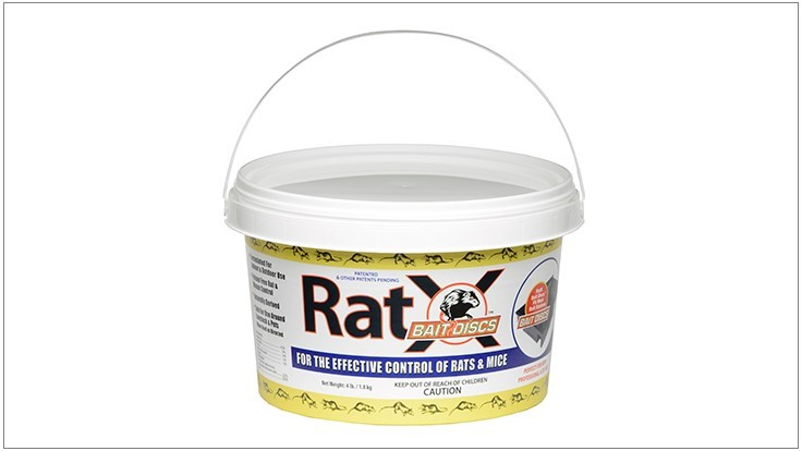 EcoClear Products to Debut RatX Bait Discs