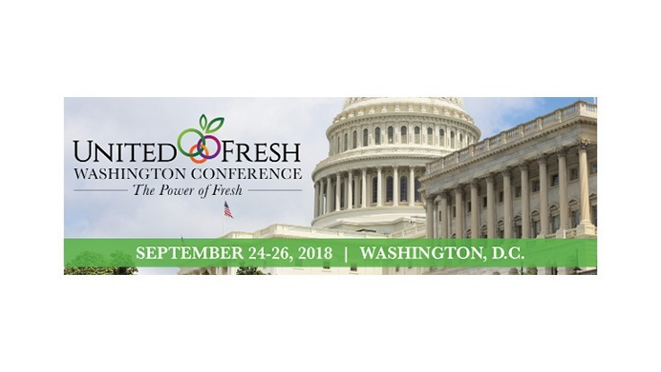 United Fresh announces Concurrent Education Sessions for 2018 Washington Conference