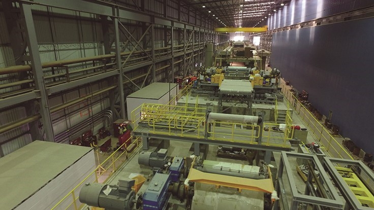 Big River Steel Reportedly Considers Sale Options