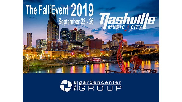 The Garden Center Group announces details for The Fall Event 2019