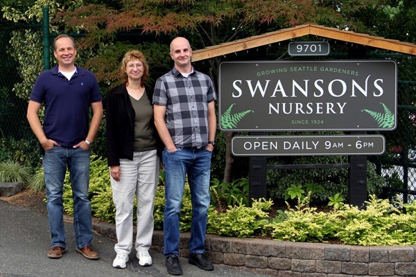 Longtime employees purchase Swansons Nursery, establishing new Employee Ownership Group