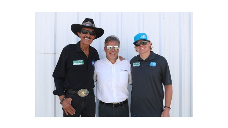 Fence Armor partners with Richard Petty Motorsports