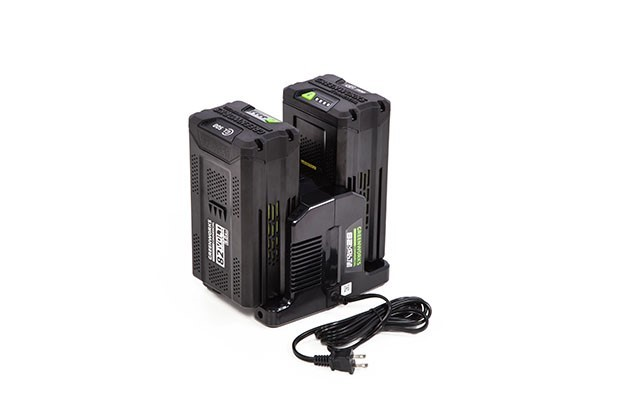 Greenworks introduces new charger