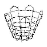 Braun Custom and Premium 22° Truncated Wire Baskets