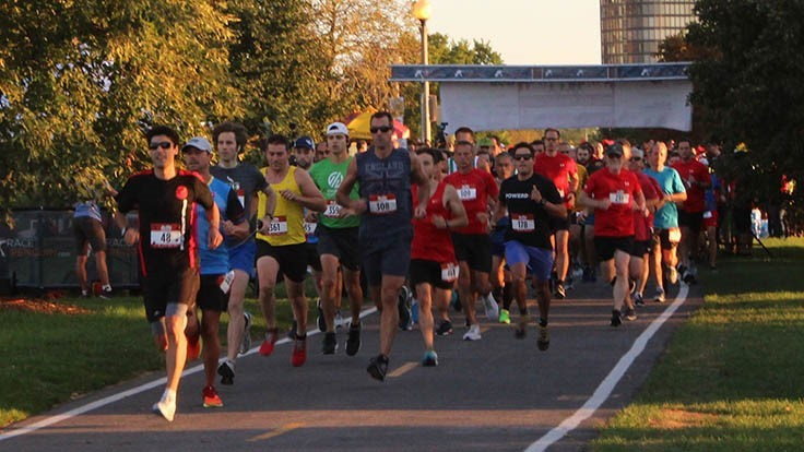 500 runners/walkers attend Miles for Manufacturing