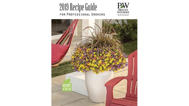 Proven Winners releases new recipe guide for professional growers