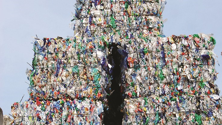 Canadian plastics industry encourages members to reduce plastics packaging