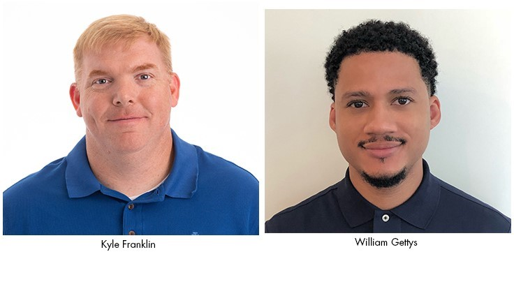 BASF Adds Sales Representatives Franklin and Gettys