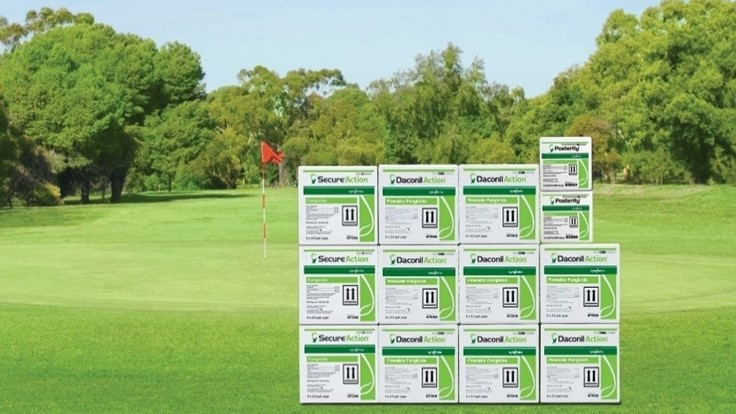 Maximize your budget and your turf quality with EOP savings from Syngenta