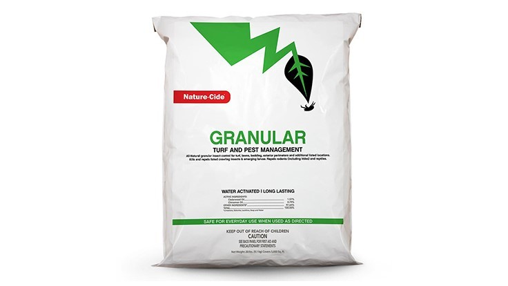 Nature-Cide Offers New Granular Product