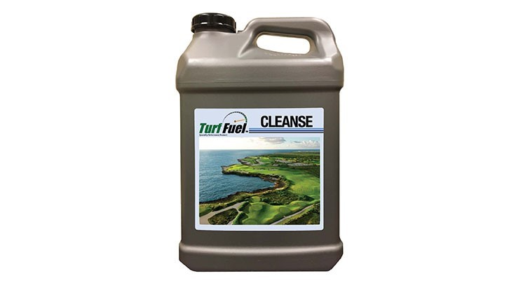 Target Specialty Products launches Turf Fuel Cleanse
