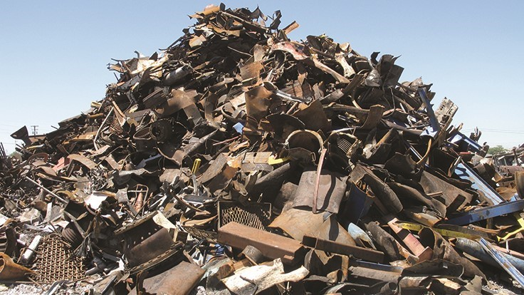 Can scrap iron maintain its status quo?