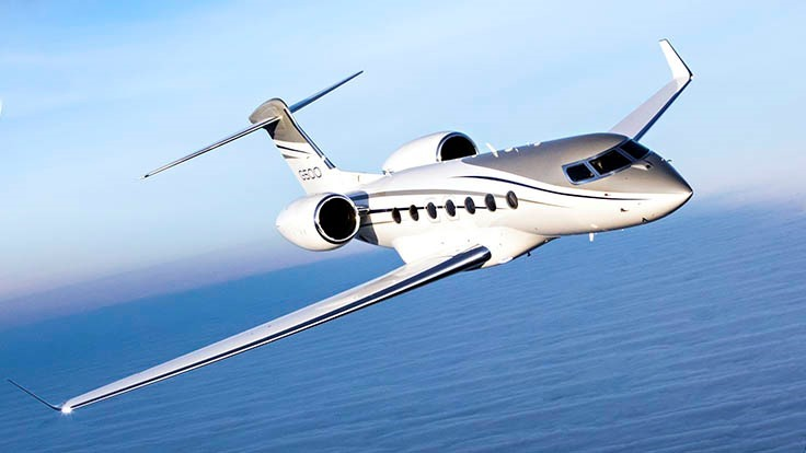Gulfstream delivers first new-generation G500