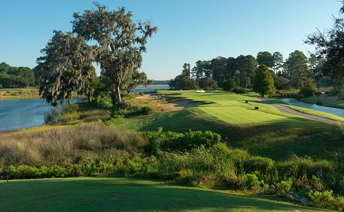 South Carolina course reopens following four-month project