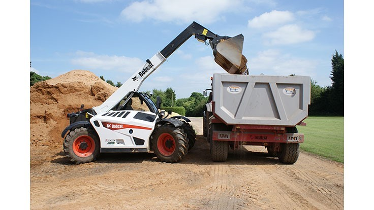 Bobcat introduces compact telehandler