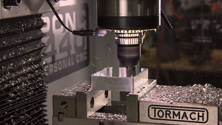 New Tormach CNC Mill will be raffled off; tickets available