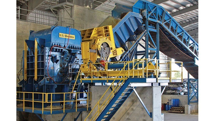 Brilex Industries acquires US Shredder
