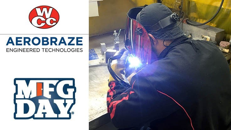 Wall Colmonoy Aerobraze OKC to host Manufacturing Day Event Oct. 12, 2018