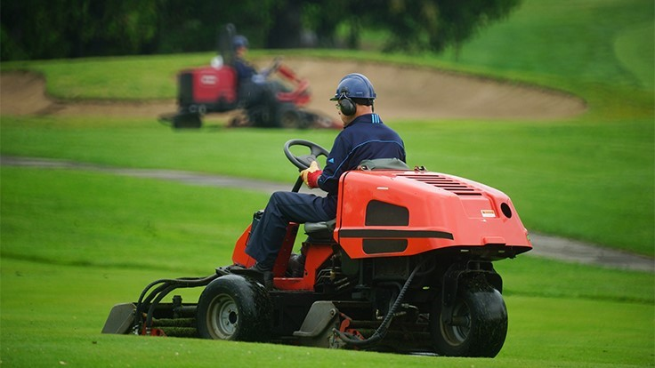 The Check Down - Golf Course Industry
