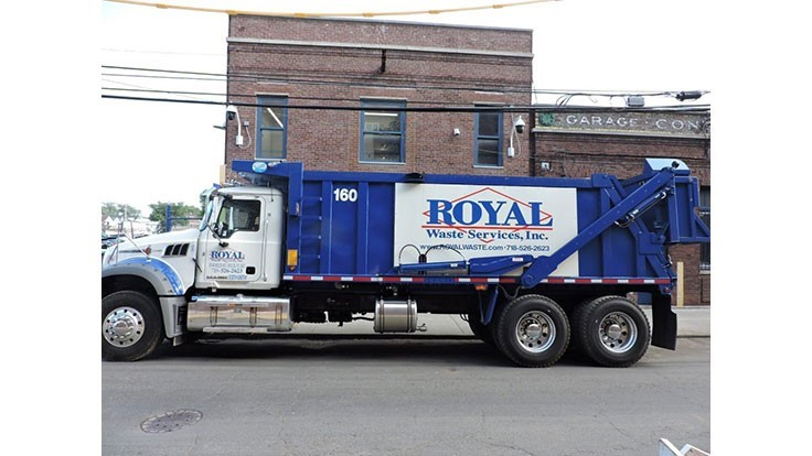 Emerald Brand announces partnership with Royal Waste Services Inc.