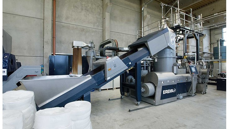 Interseroh and Erema partner on plastics recycling method