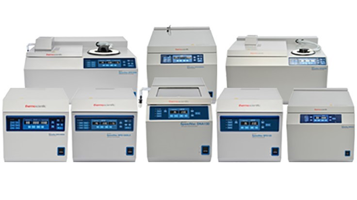 SpeedVac Vacuum Concentrators Offer Preset and Custom-Made Programs