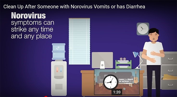 5 Facts Facility Managers Need to Know About Norovirus