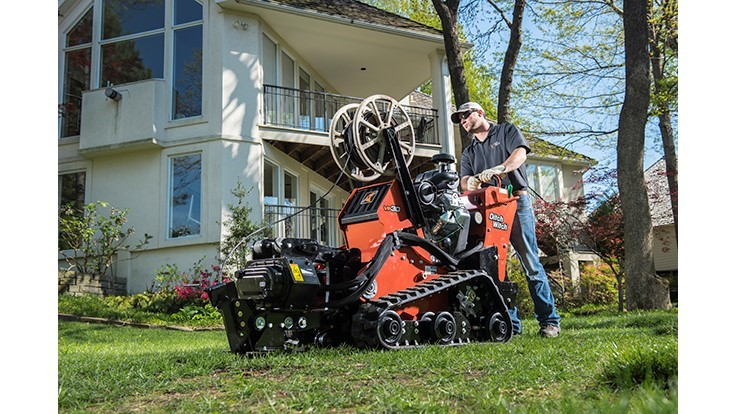Ditch Witch debuts vibratory plow and enhanced mini ski-steer line