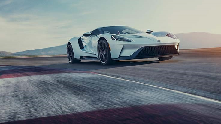 Ford boosting GT production 35%