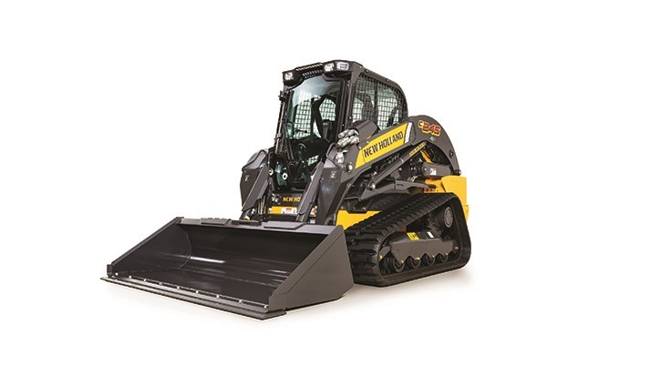 New Holland launches company's largest CTL