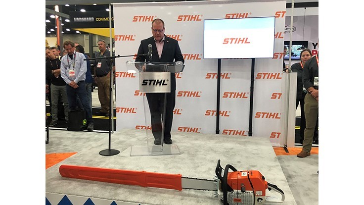 STIHL announces variety of new products