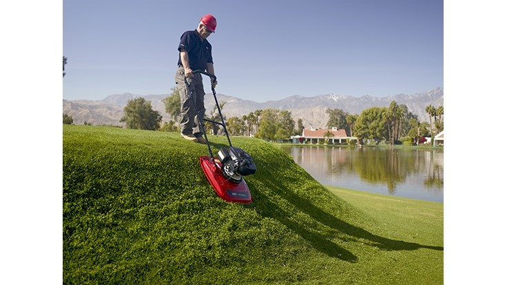Toro Adds Hover Mower To Contractor Lineup