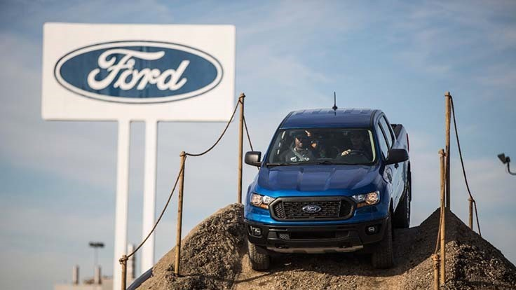 Ford launches 2019 Ranger production in Michigan (Video)