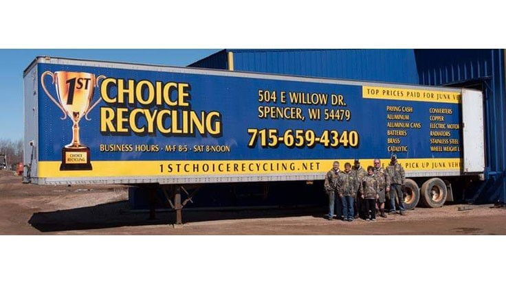 1st Choice Recycling supports #MorganStrong