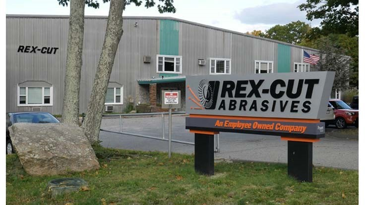 Rex-Cut Abrasive expands material production capacity