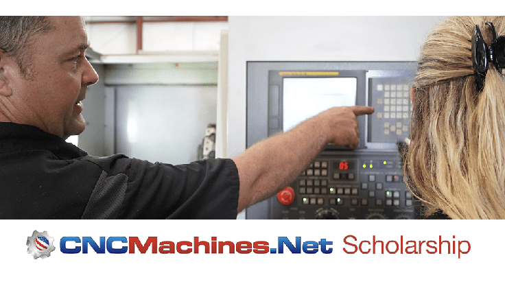 CNCMachines.net's manufacturing scholarship
