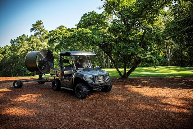 Textron Specialized Vehicles launches new 4x4 series to Cushman Hauler family
