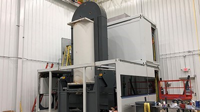 Heat-treating specialists adds another hot isostatic press (HIP)