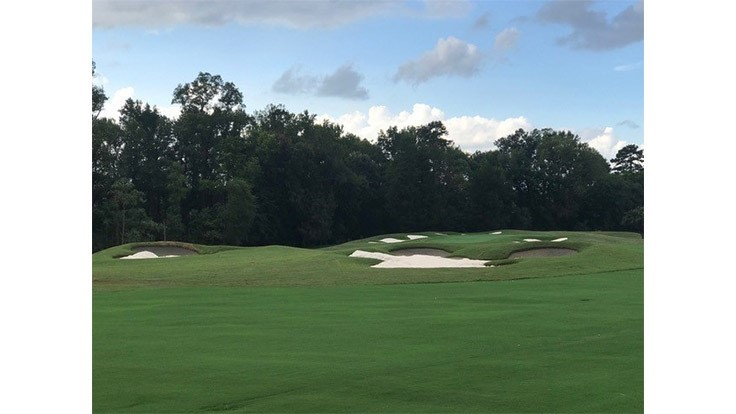 Historic North Carolina municipal course reopens following renovation