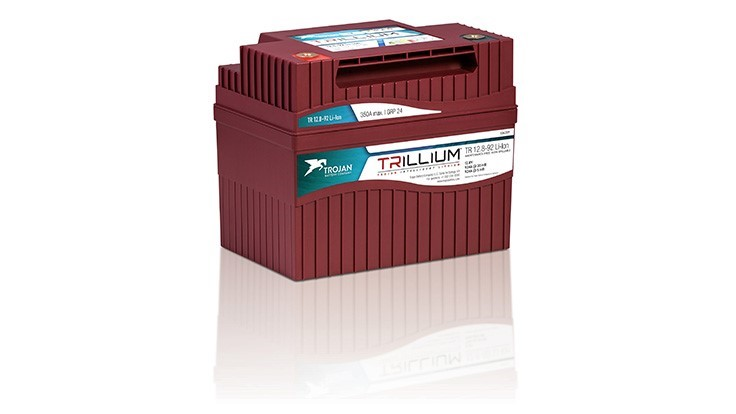 Trojan Battery Company introduces Trillium