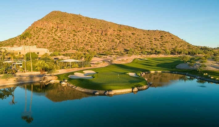 The Phoenician unveiling redesigned golf course