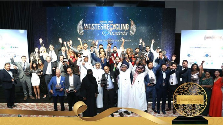 Waste & Recycling Middle East announces MEWAR Awards winners