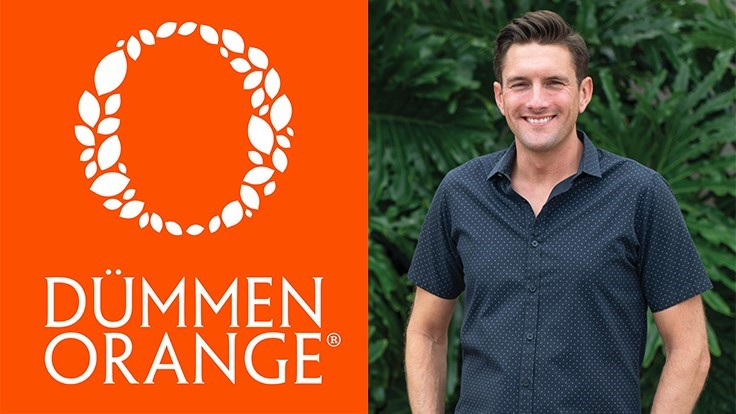 Dümmen Orange welcomes Chris Berg to Integrated Product Team