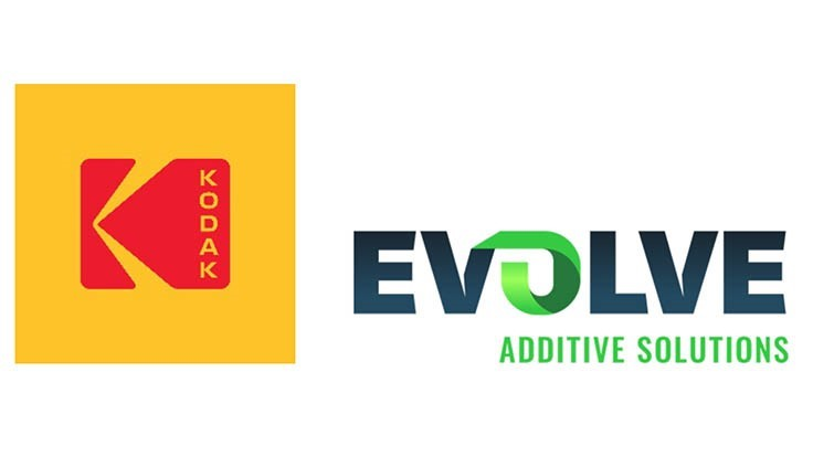 Kodak partners with Evolve Additive Solutions