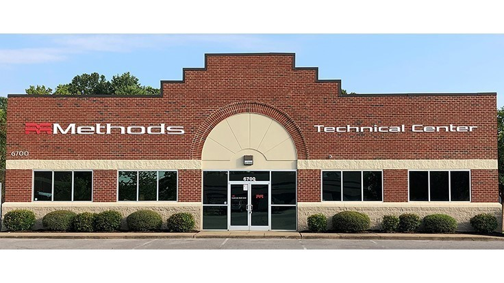 Methods Machine Tools to open Memphis Technology Center