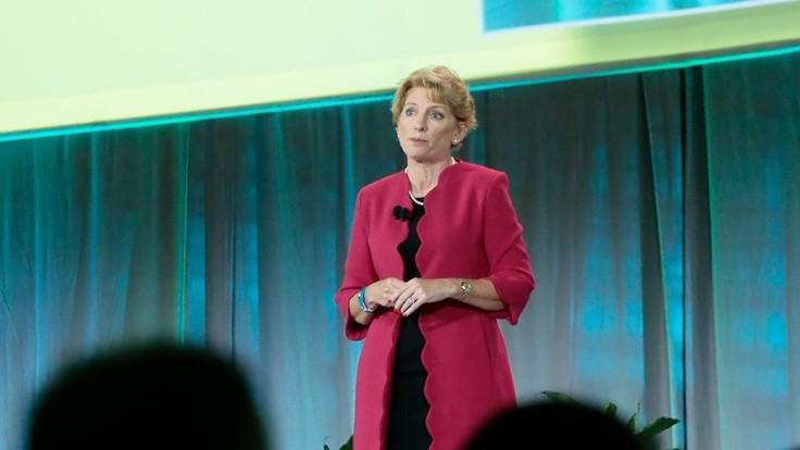 4 lessons from PMA CEO Cathy Burns' 2018 State of the Industry address