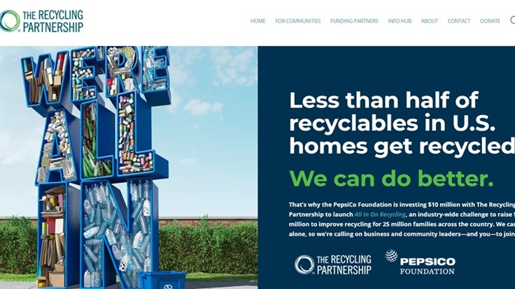 Colgate-Palmolive goes 'All In On Recycling'